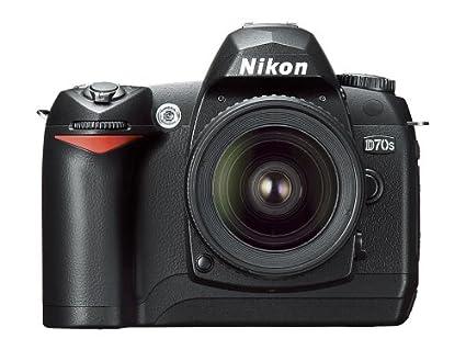 amazon com nikon d70s 6 1mp digital slr camera kit with 18 70mm rh amazon com manual de nikon d7000 en español manual da nikon d7000 em portugues