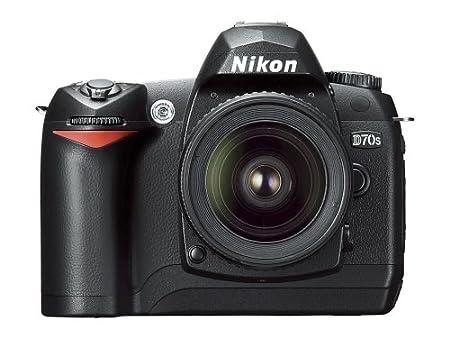 Review Nikon D70S 6.1MP Digital
