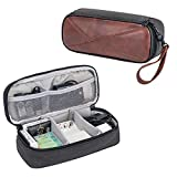 S-ZONE Electronic Organizer Cable Accessories Travel Gadget Storage for USB, Phone Gopro