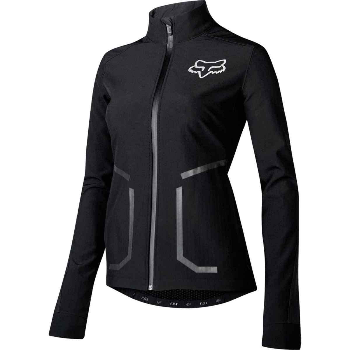 Fox Racing Womens Attack Fire Jacket