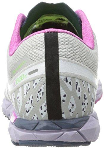 Scarpe Corsa pink B s Da Silver Donna silber Balance New Argento Wrc1600 qtpFFX