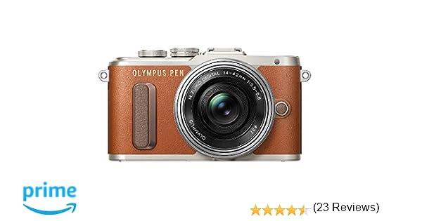 Olympus Pen E-PL8, Kit cámara de Sistema Micro Cuatro Tercios + ...