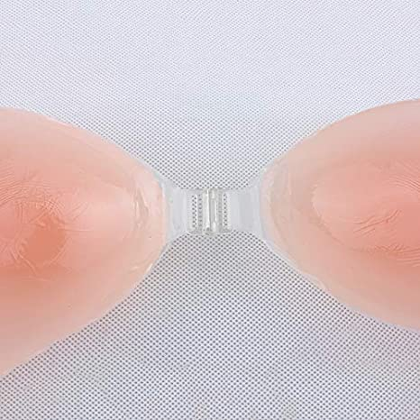 Amazon.com : GuiZhen Invisible Strapless Bra Thickening Pad Insert Plug Small Chest Silicone Femininoo Swimsuit Wedding Push U Intimp Bras : Garden & ...