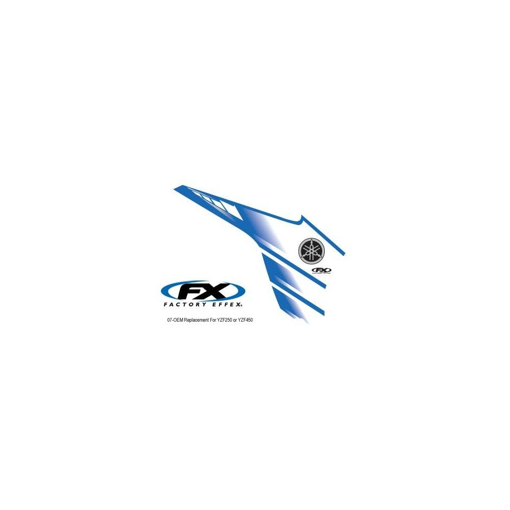Factory Effex 12-05224 OEM Tank/Shroud Graphic