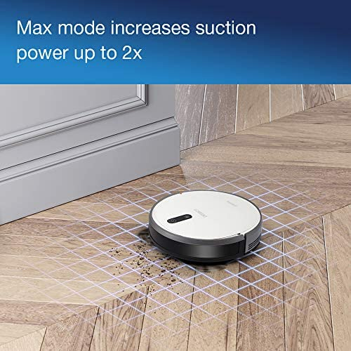 ECOVACS DEEBOT 710 – Aspirateur robot avec technologie de cartographie – Pour sols durs et tapis – Aspirateur sans fil programmable via smartphone et compatible avec Amazon Alexa - Home Robots