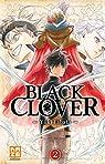 Black Clover, tome 2 par Tabata