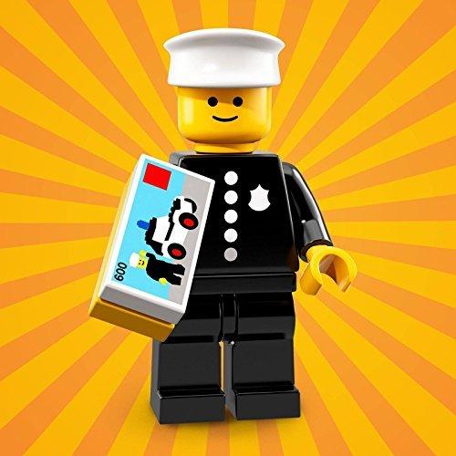 with LEGO Minifigures design