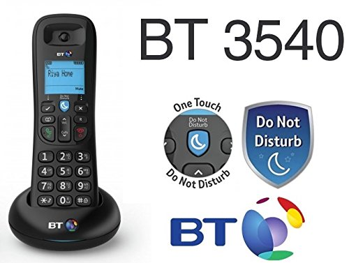 HSD BT 3540 Telephone Additional Handset With Charger