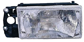 Depo 373-1110R-AS Volvo740/940 Passenger Side Replacement Headlight Assembly