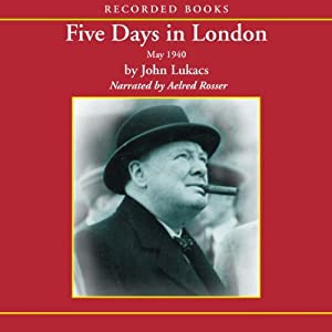 Five Days in London Audiobook