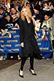 Posterazzi Poster Print Collection EVC0825MRANZ002LARGE Kate Bosworth at Talk Appearance for Tues-The Late Show with David Letterman