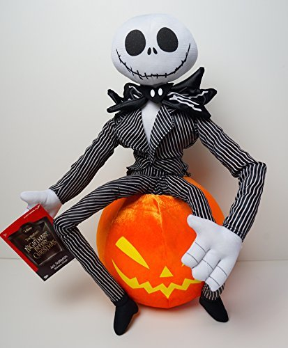 Nightmare Before Christmas Jack Skellington Halloween Greeter