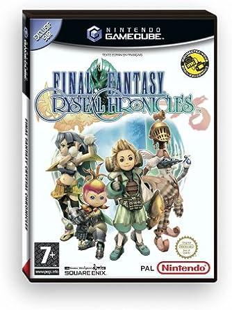 Final Fantasy Crystal Chronicles [GAME CUBE] [Importado de Francia]: Amazon.es: Videojuegos