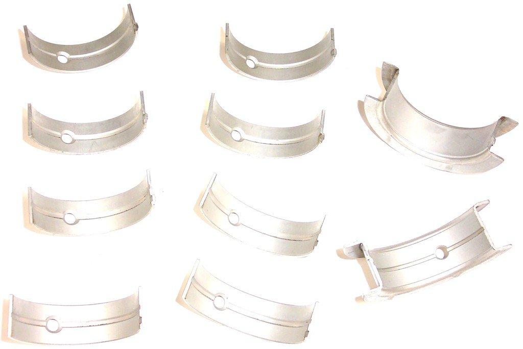 SOHC // L4 // 16V DNJ MB404 Main Bearings for 1995-2002 // Kia//Sportage // 2.0L // DOHC 8V // 122cid // VIN 1 VIN 3