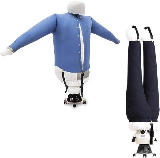 EOLO Planchasecadora SA04 RE Seca y plancha camisas, camisetas ...