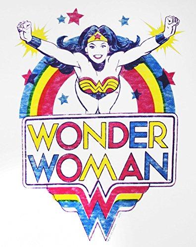 Mujeres - Junk Food Clothing - Wonder Woman - Camiseta