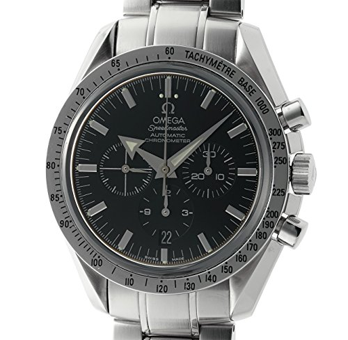 Omega Men's 3551.50.00 Speedmaster Broad Arrow Automatic Chronometer Watch