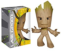 Funko Super Deluxe Vinyl: GOTG - Groot Action Figure
