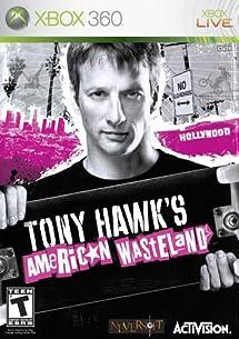 Tony Hawk's American Wasteland - Xbox 360