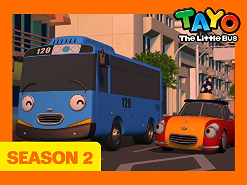 Season 2 - Tayo the grown-up