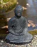 Campania International OR-06-CB Buddha Statuary, Copper Bronze Finish For Sale