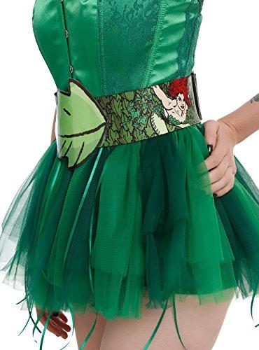 DC Comics Poison Ivy Stretch Cinch Belt