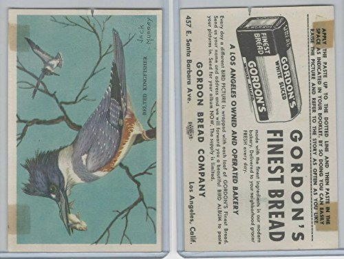 d39-11-gordon-bread-bird-pictures-1950-belted-kingfisher