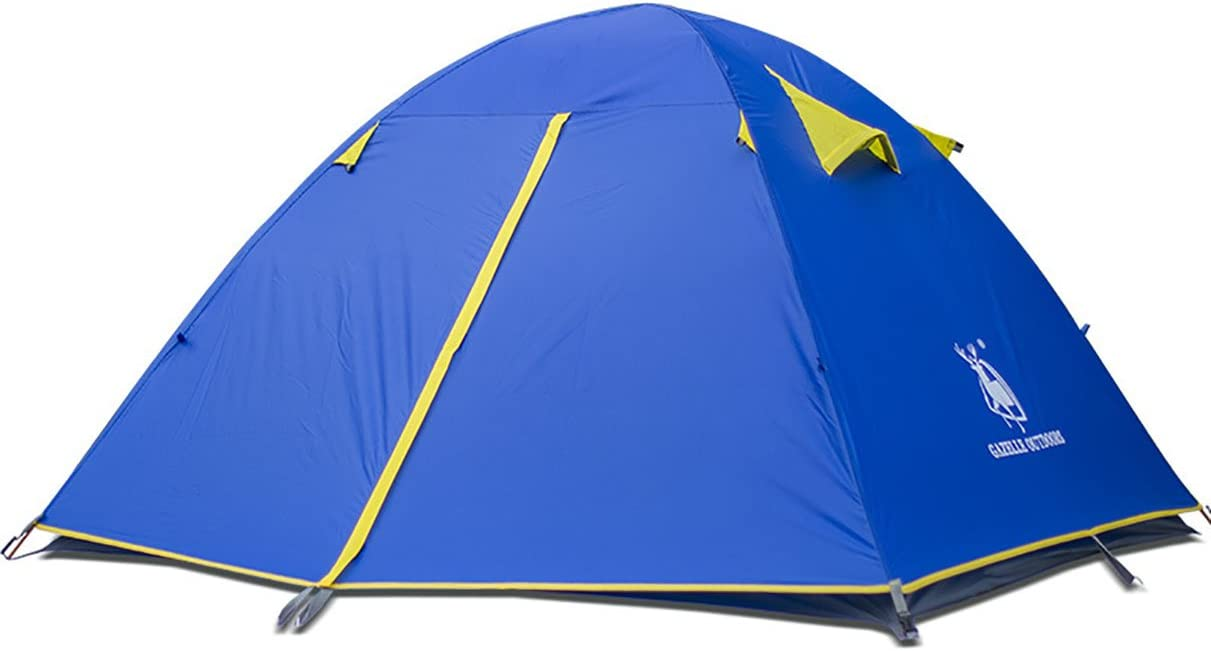 Wnnideo Pop Up Zelt, Doppel Tür, 6–8 Personen, groß