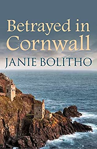book cover of Betrayed in Cornwall