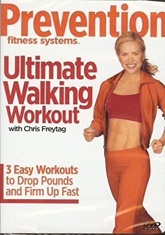 Prevention Fitness Systems Ultimate Walking Workout - Prevention Fitness Systems