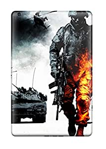 Christmas Gifts New Style Battlefield Bad Company 2 Premium Tpu Cover Case For Ipad Mini 2