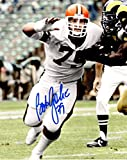 Autographed Bob Golic 8x10 Photo Cleveland Browns