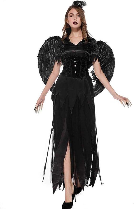 RAXYQ Disfraz De Halloween De Talla Grande para Mujer Disfraz De ...