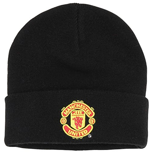 official-soccer-merchandise-adult-manchester-united-fc-core-winter-beanie-hat-one-size-black