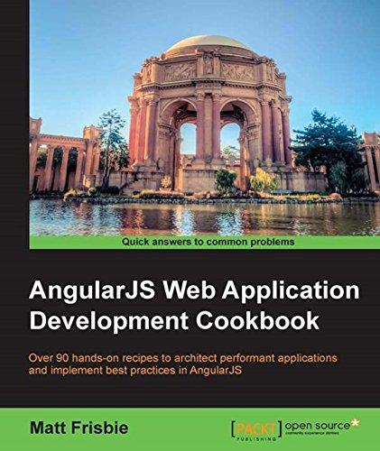 Download AngularJS Web Application Development Cookbook Pdf
