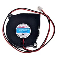 SF5015SL DC 12V 0.06A 2Pin Graphics Video Card Humidifier Cooling Fan
