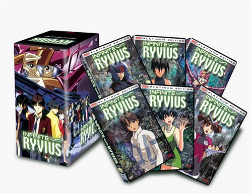 Infinite Ryvius Box Set