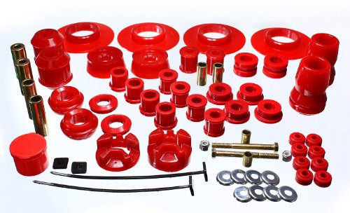 Energy Suspension 5.18108R Hyperflex Master Kit for Chrysler PT (Chrysler Pt Cruiser Body Kits)