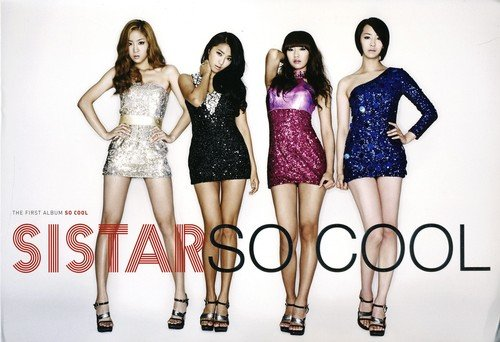 CD : Sistar - So Cool (Asia - Import)