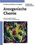 Anorganische Chemie, Shriver, 3527292500