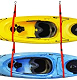 Best Rack Systems - Malone Auto Racks SlingTwo Double Kayak Storage System Review