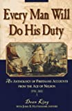 Every Man Will Do His Duty, John B. Hattendorf, 0805046089