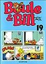 Boule et Bill - Album 19 par Roba