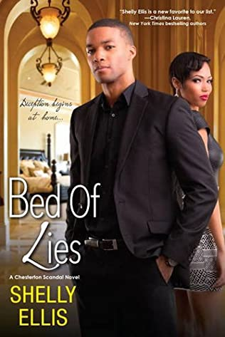 book cover of Bed of Lies