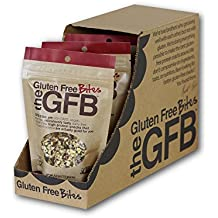 The GFB Gluten Free, Non-GMO High Protein Bites, Chocolate Cherry Almond, 4 Ounce (6 Count)