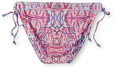 Nanette Lepore Women's Solana Beach Vamp Side-Tie Bikini Bottom