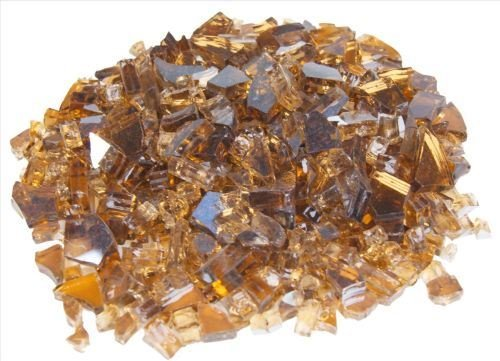 RealFyre Glass,Copper Reflective