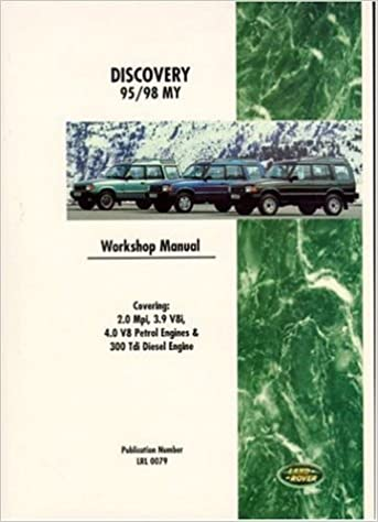 Land rover discovery 2 2001 service maintenance repair manual.