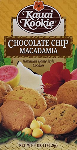 Kauai Kookie Chocolate Chip Macadamia.
