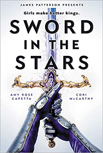 Image result for The Sword in the Stars by Amy Rose Capetta and Cori McCarthy""